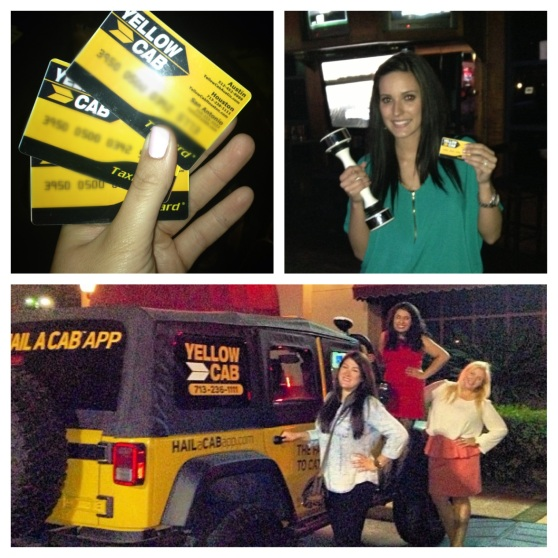 Rookies Coupons: Yellow Cab Houston Designated Driver